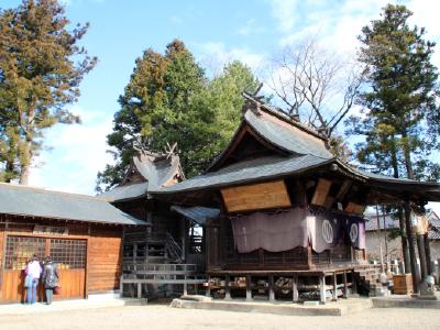 熊野神社の奉納相撲 『富谷相撲』